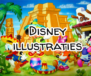 Disney-Illustraties