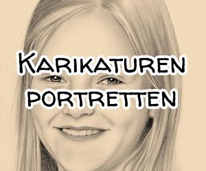 Karikaturen-portretten