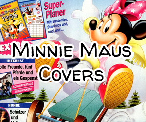 Minnie-Maus-Covers