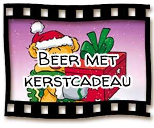 beer-met-kerstcadeau