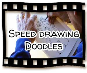 speed-drawing-doodles